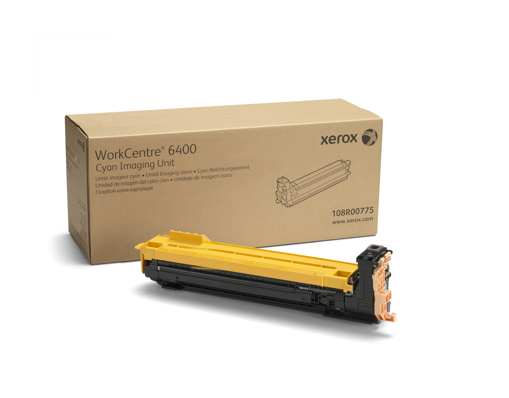 Cyan Drum Cartridge 30000 pages WC6400