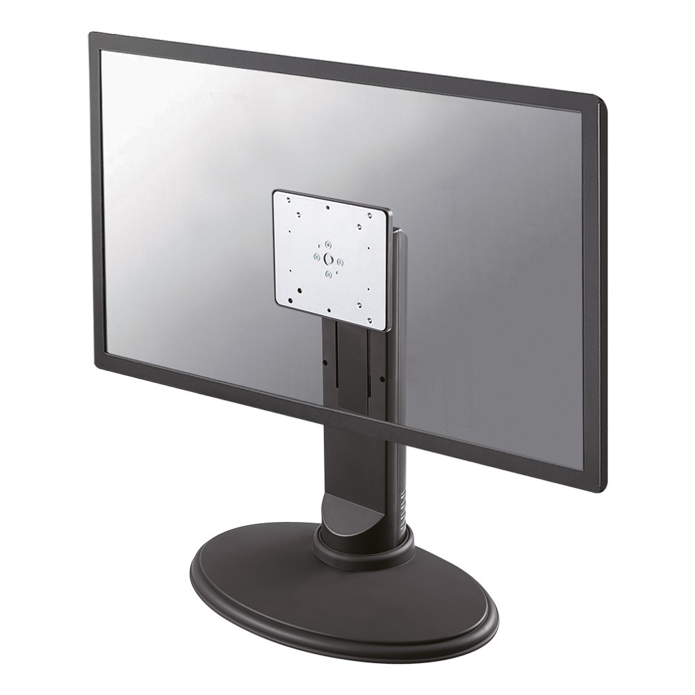 "Desk Mount 10-27"" Full Motion Gas BLACK"