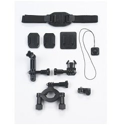 Camileo X-SPORTS Accessory Pack