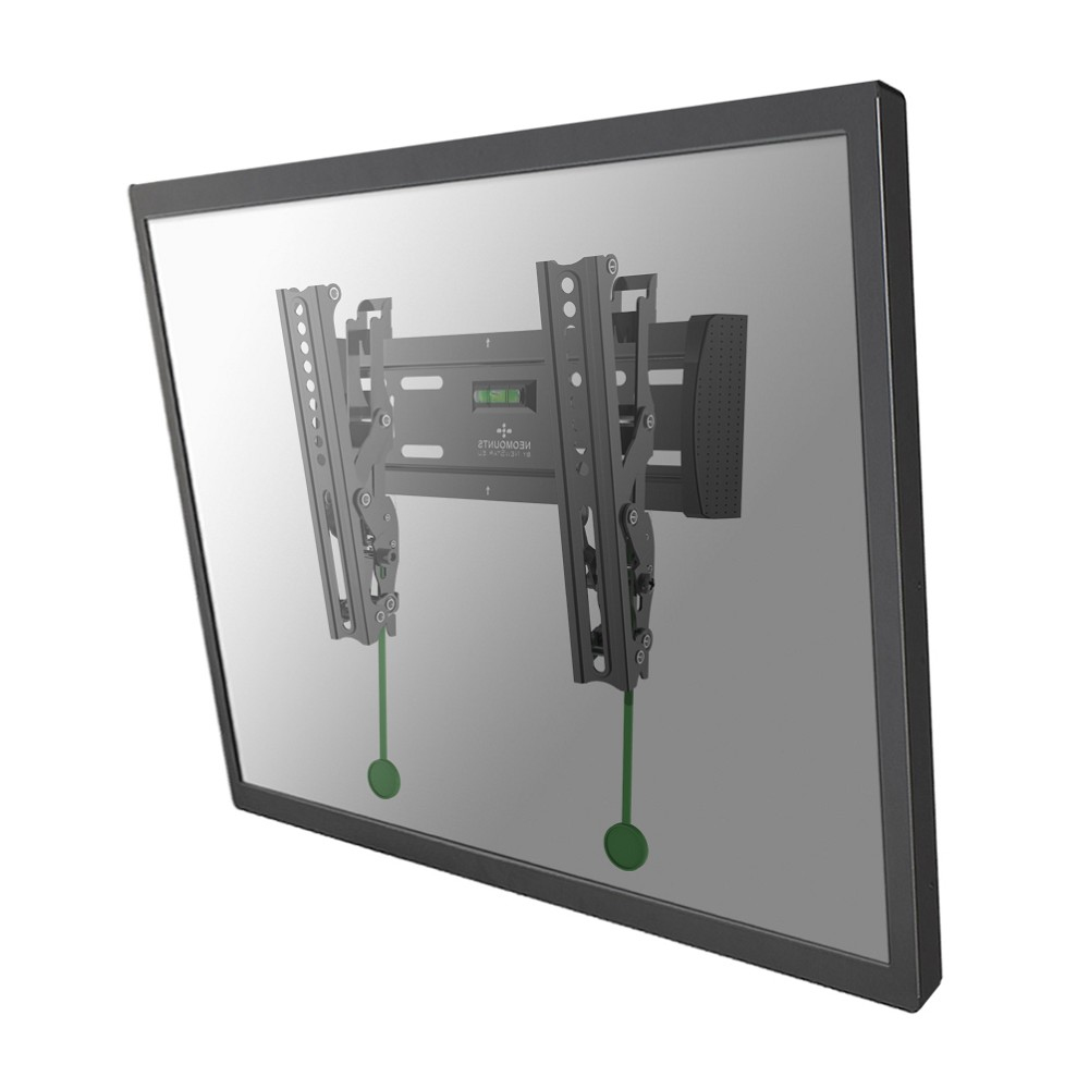"Wall Mount 10-40"" Tilt BLACK"