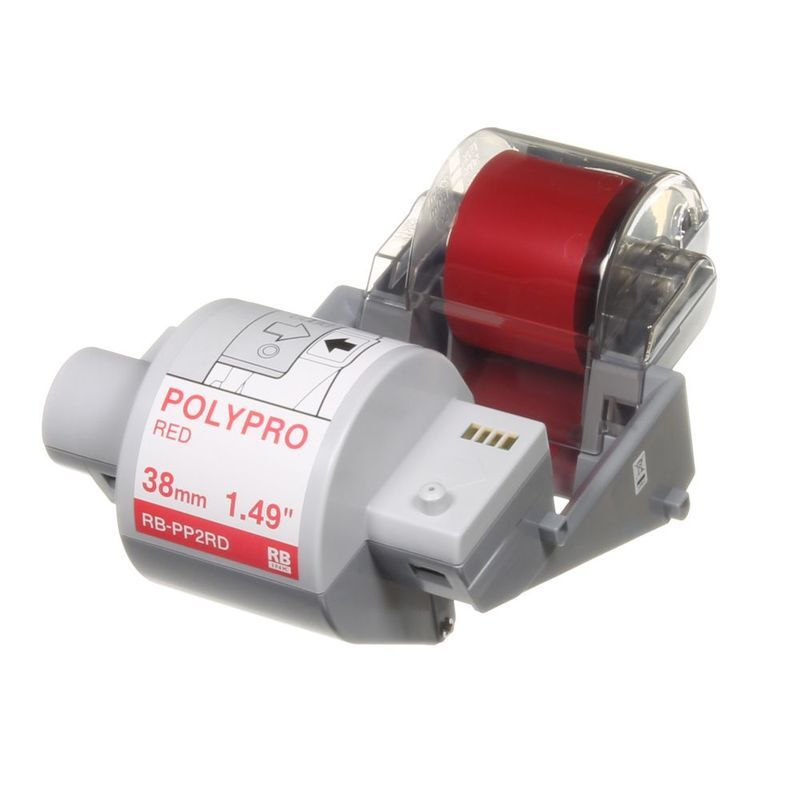 RBPP2RD 38MM RED INK RIBBON