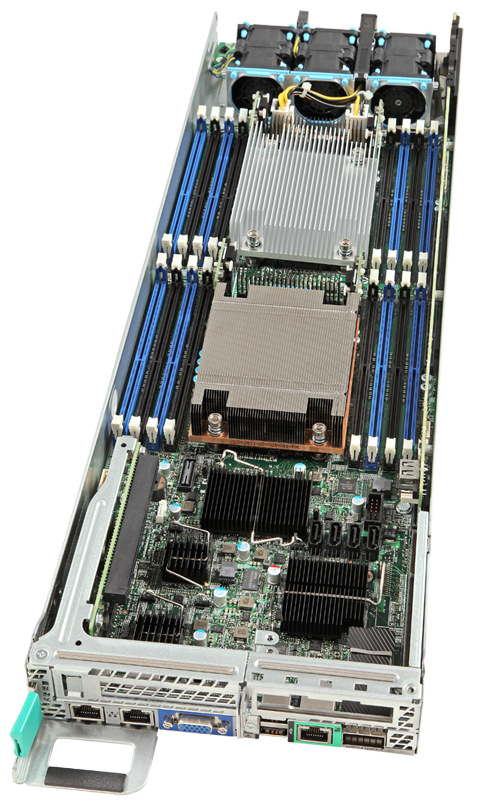 Intel Compute module HNS2600TPR Single